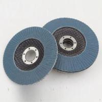 Buy cheap Zirconia | Stainless Steel Grinding Disc | Flap Discs for Angle Grinder Sanding and Polishing from wholesalers