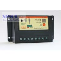 Buy cheap LS1024R/LS2024R Light and timer control solar regulator for street light from wholesalers
