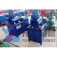 Buy cheap Rebar Cold Extrusion Press Steel Bar Threading Machine from wholesalers