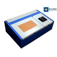 Buy cheap 40W Desktop Laser Engraving Machine from wholesalers