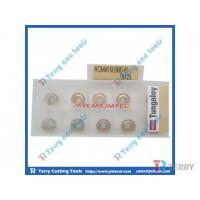 Buy cheap Round carbide insert RCMM1003MO-61 T9125 Tungaloy milling inserts from wholesalers