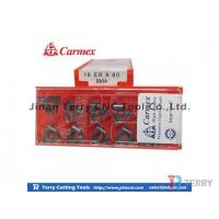 Buy cheap Various types of CARMEX tungsten carbide insert from wholesalers
