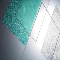Buy cheap pc embossed sheet for decorating window roofing from wholesalers