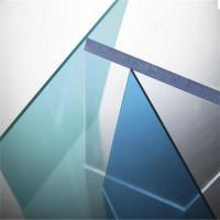 Buy cheap uv-protection clear plastic sheets pc solid sheet product