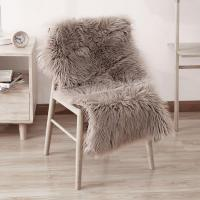 Buy cheap sheepskin Rug from wholesalers
