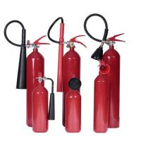 Buy cheap EN3 Fire Extinguishers Alloy steel CO2 extinguishers from wholesalers