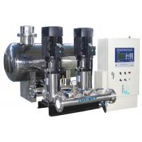 Buy cheap Secondary water supply equipment from wholesalers