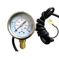 Buy cheap Car modified accessories Photoelectric Hall sensor pressure gauge (with wire harness) from wholesalers