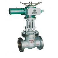 Buy cheap Electric gate valves from wholesalers