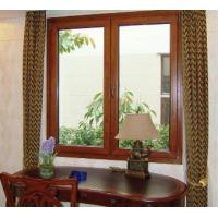 Buy cheap Solid wood in swinging casement window from wholesalers