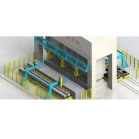 Buy cheap Beam (stringer) stamping press automation system integration from wholesalers