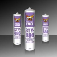 Buy cheap STY-886 Anti-mildew Silicone Sealant for Sanitary Fitting. from wholesalers