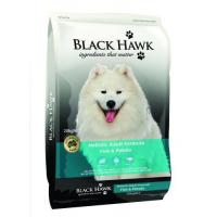 Buy cheap Black Hawk Dog Food Adult Fish and Potato from wholesalers