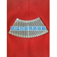 Buy cheap paper manufacturing machinery shredded paper sieve plate from wholesalers