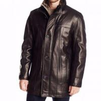 Buy cheap Men's Suede Biker Jacket Mens Faux Leather Jacket Pu Leather Jacket Mens Leather Jackets from wholesalers