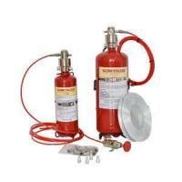 Buy cheap Indirect Type FM200 Automatic Fire Suppression Systems for Electric Equipment from wholesalers