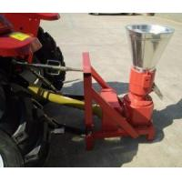Buy cheap Outside Use PTO Pellet Machinery Link by Tractor 8-130HP from wholesalers