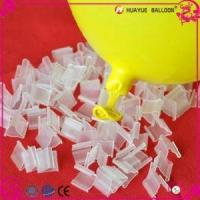 Best Quality Plastic Balloon Clip Tie for Sealing Helium or Air