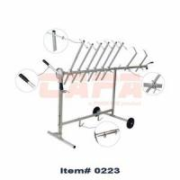 Buy cheap Rotating Paint Panel Stand from wholesalers