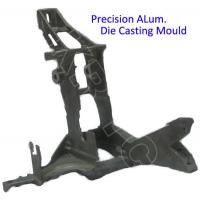 Die casting engine support