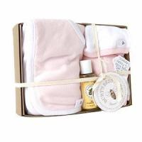 Buy cheap Burt's Bees Baby Squeaky Clean 5 Piece Bath Gift Set, Blossom from wholesalers