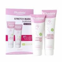 Buy cheap Mustela Stretch Marks Survival Set-Belly and Bust from wholesalers