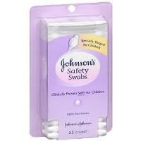 Buy cheap Johnson's Baby Safety Swabs from wholesalers