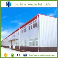Buy cheap low cost steel structure workshop from wholesalers
