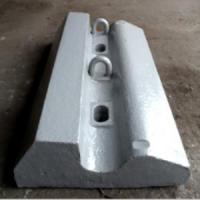 Buy cheap high manganese steel ball mill liner plate from wholesalers