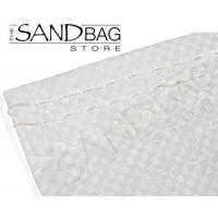 Buy cheap Sand Bags, 100 Empty White Polypropylene with Ties with UV Protection from wholesalers