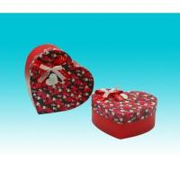Buy cheap Colorful gift box/ handmade box product