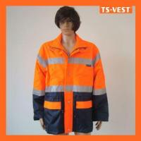 Buy cheap Traffic Clothing Officer Outfit Real Police Uniforms Safety Shirts And Vest OEM ODM from wholesalers