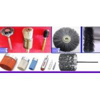 Buy cheap special deburring brushes. from wholesalers