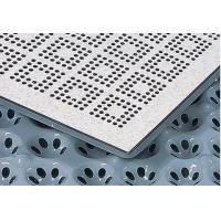 Buy cheap ventilation anti-static raised floor in all steel from wholesalers
