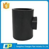 Buy cheap Water supply use plastic pipe fittings HDPE electrofusion pipe sleeve from wholesalers