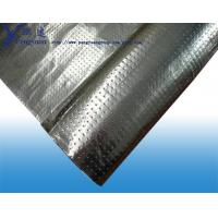 Buy cheap Alu foil woven fabric Perforated Radiant Barrier foil from wholesalers