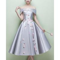 Buy cheap Annual meeting evening dress long dress for women from wholesalers