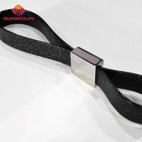 Buy cheap Black TPU coated design bus handle from Wholesalers
