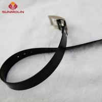 Buy cheap Black waterproof TPU coated dog collar from Wholesalers