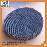 Buy cheap Wire Gauze Structured Packing from wholesalers
