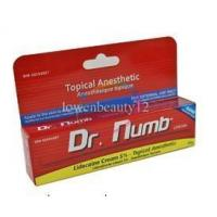 Buy cheap Dr.Numb(Topical Anesthetic) 30g-strong quality from wholesalers