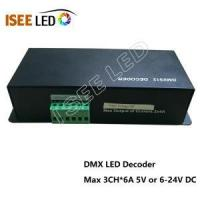 Buy cheap DMX To PWM Led Lighting Decoder from wholesalers