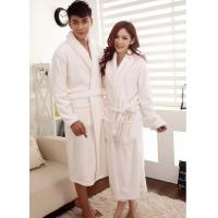 Buy cheap Guest Room Series winter lenthening and thickening coral fleece night-gown and bathcloth for lovers from wholesalers