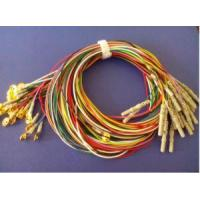 Buy cheap High Quality Gold Plated Copper EEG Electrodes Cable/by Golden from wholesalers