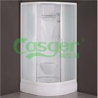 Buy cheap ABS back shower cabin S-86H16WR product