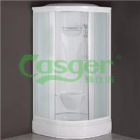 Buy cheap ABS back shower cabin S-86H16OR product