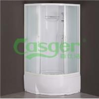 Buy cheap ABS back shower cabin S-86H15WR product