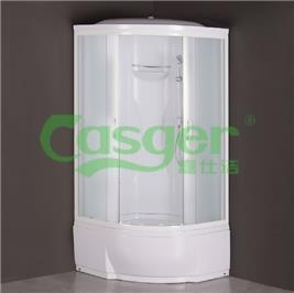 Quality ABS back shower cabin S-86H15OR for sale