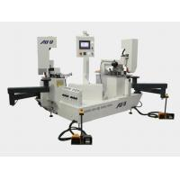 Buy cheap Woodworking PVC Auto Curved Edge Banding Machine With Delta PLC from wholesalers