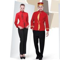 Buy cheap Hotel Stewardess Style Uniform from wholesalers